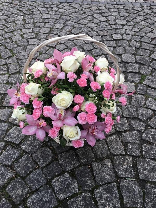 kosze kwiatowe 5