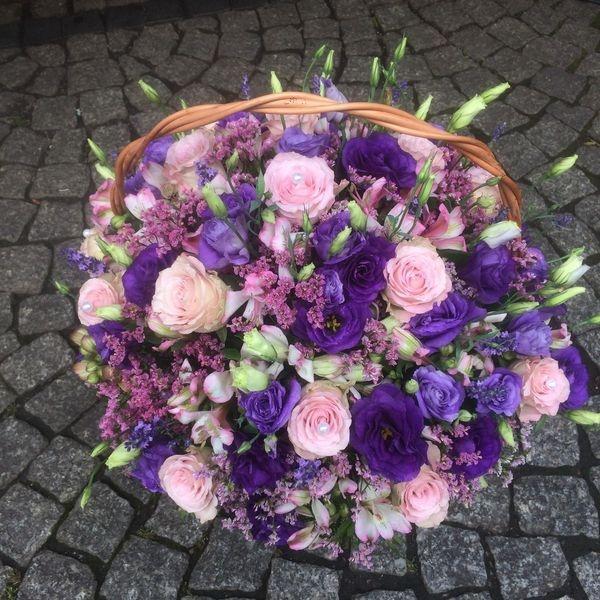 kosze kwiatowe 9