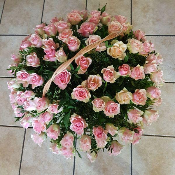kosze kwiatowe 10