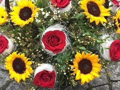 kosze kwiatowe 3